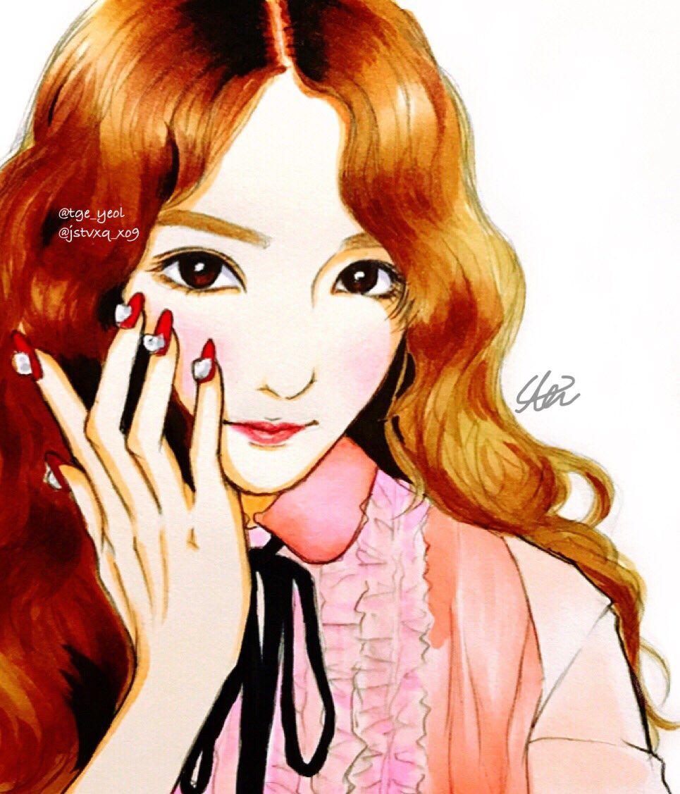 Pin By Kim Jojo On Snsd Fanart Fan Art Girls Generation Photo And Video