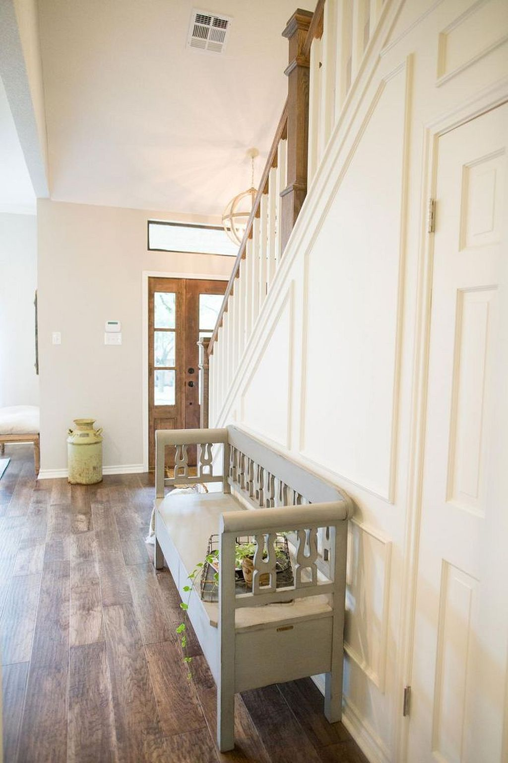 Joanna gaines hallway ideas   Cargo Ship House Fixer Upper Ideas  House and Interiors