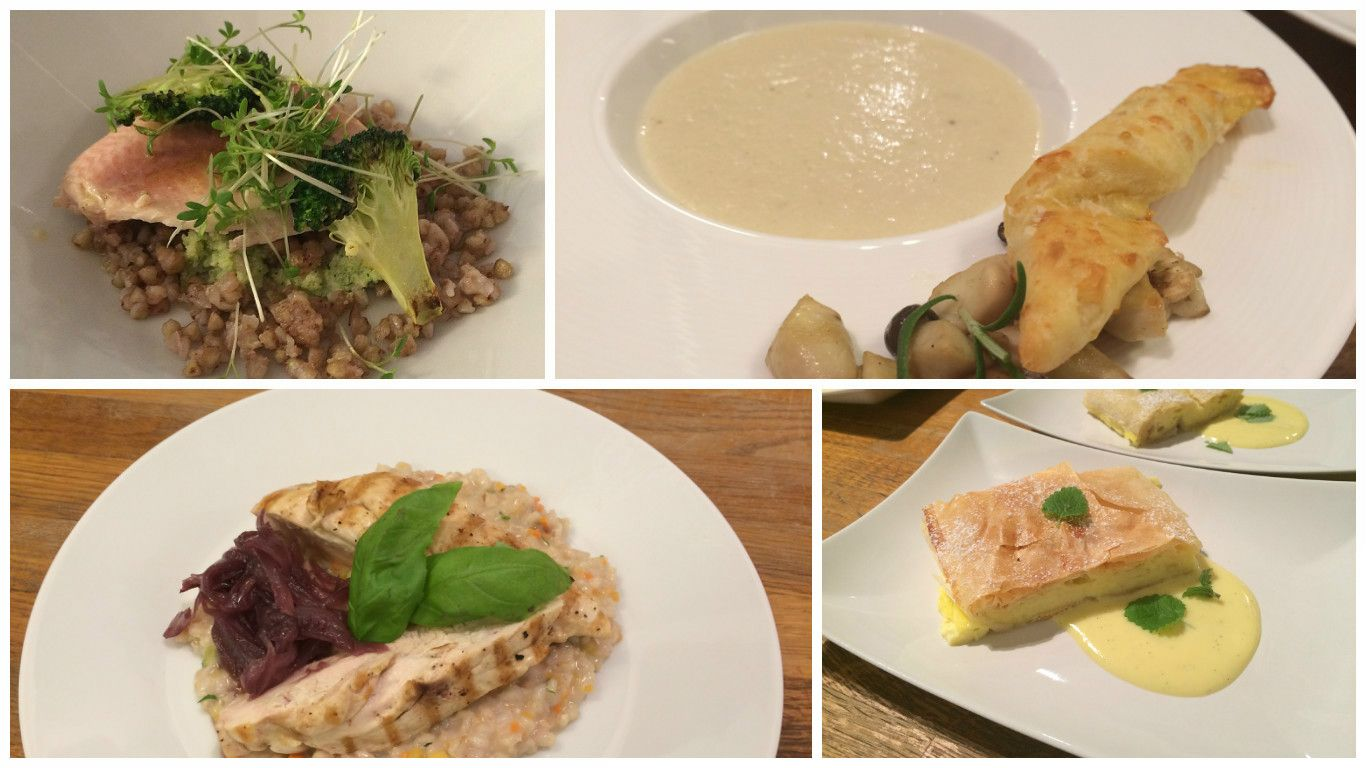 1st Foodblogger Event organized by Zurück zum Ursprung. Foodbloggers connecting & cooking 2gether - 5. November 2015