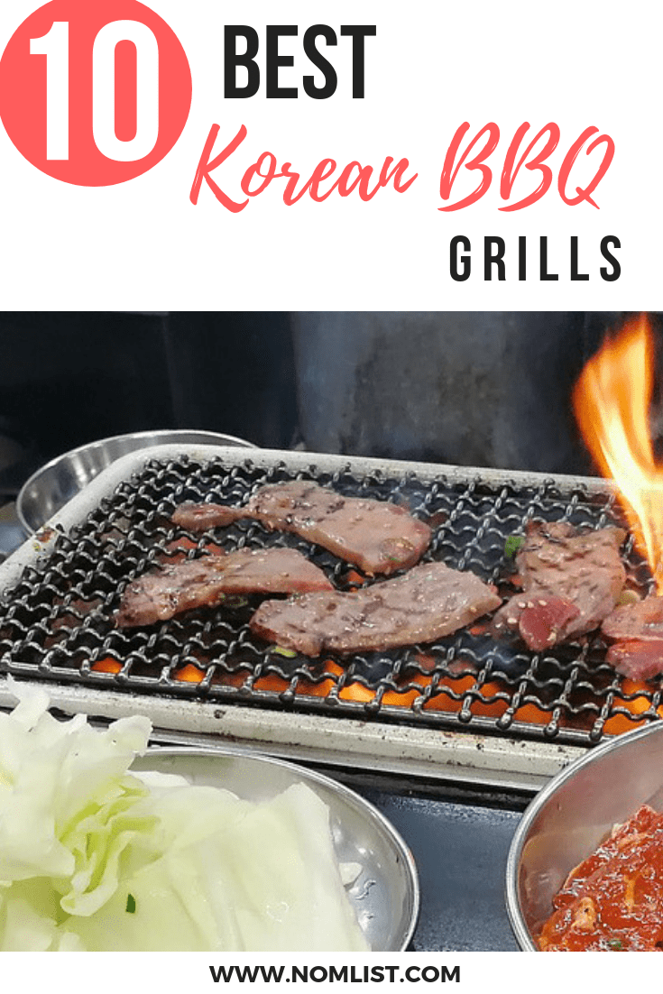 The 10 Best Korean Bbq Grills For Home Best Korean Bbq Korean Bbq Korean Bbq Grill