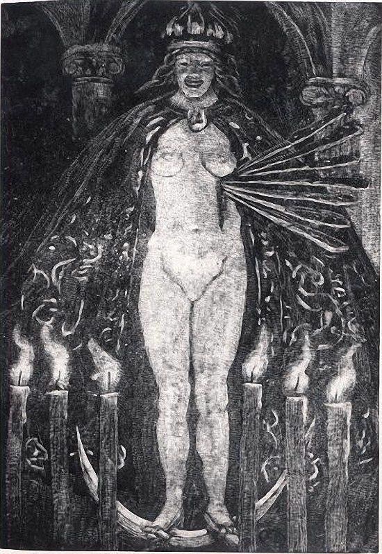 By Émile Bernard, poemi baudelaire