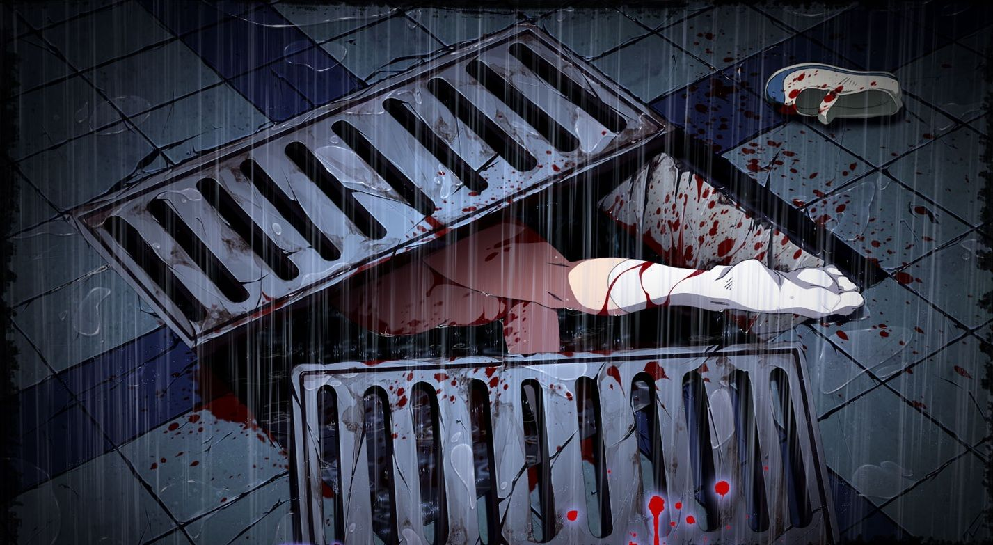 corpse party Dead end Corpse party, Corpse, Dark anime