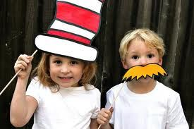 cat in the hat craft - Google Search