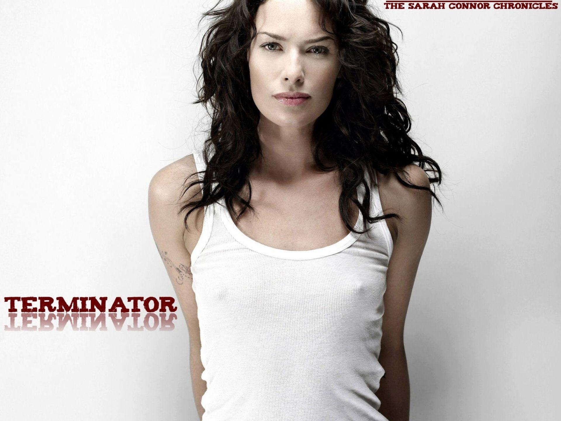 Lena Headey Terminator The Sarah Connor Chronicles 1600x1200