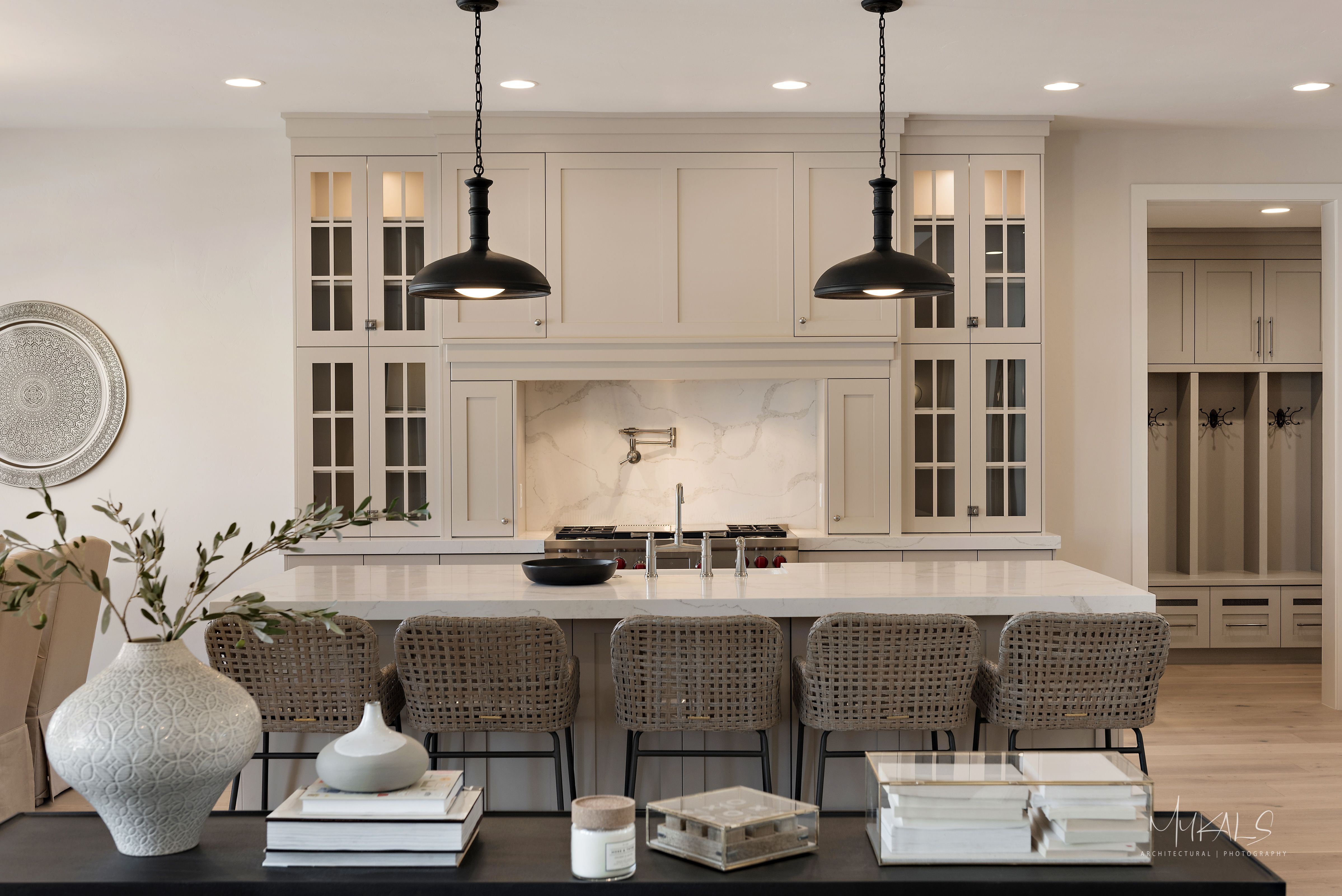The Greystone St George Area Parade Of Homes Kitchen Bar