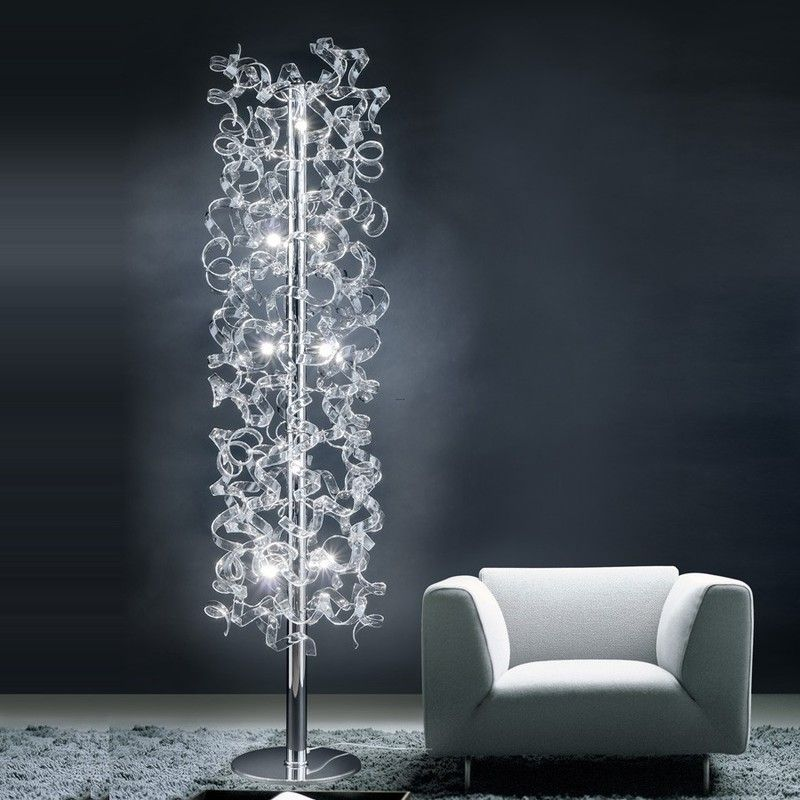you have 3 types of modern floor lamps options, each with different ...