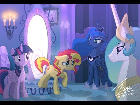MY LITTLE PONY FiM SEASON 5 IS DONE!? Mlp My Little Pony, My Little Pony  Videos, Sunset Shimmer