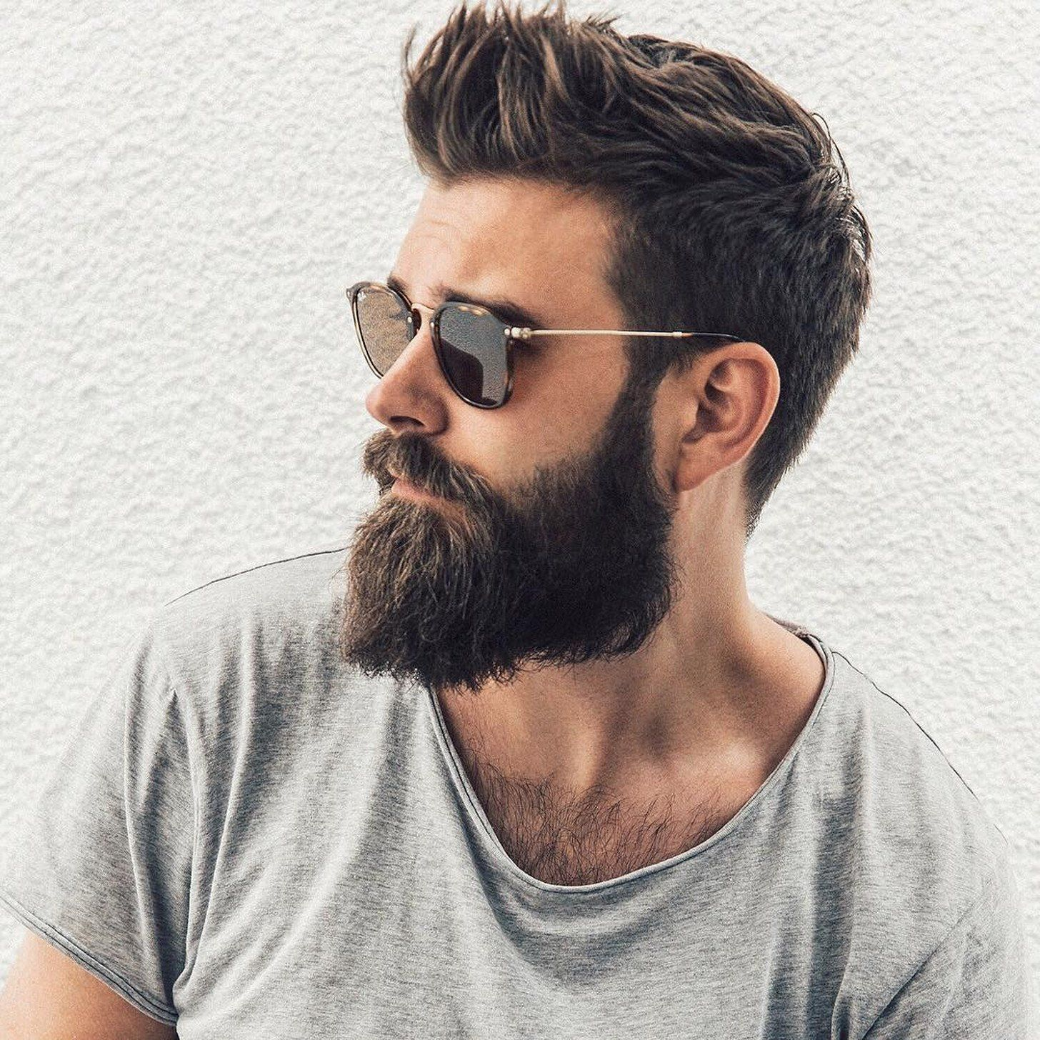 For Hookup With Beards Guys App