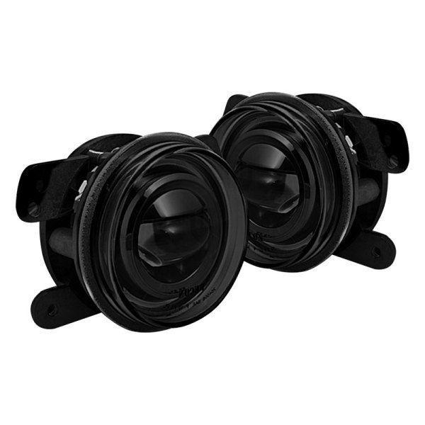 Recon® - Smoke/Black LED Fog Lights