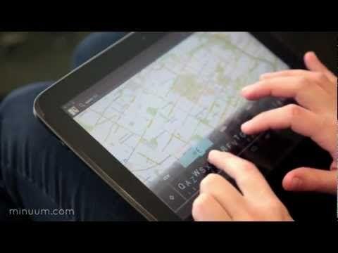 The Minuum Keyboard Project: Die Tastatur und ihr Touchscreen-Enkel haben ausgedient. #mobile