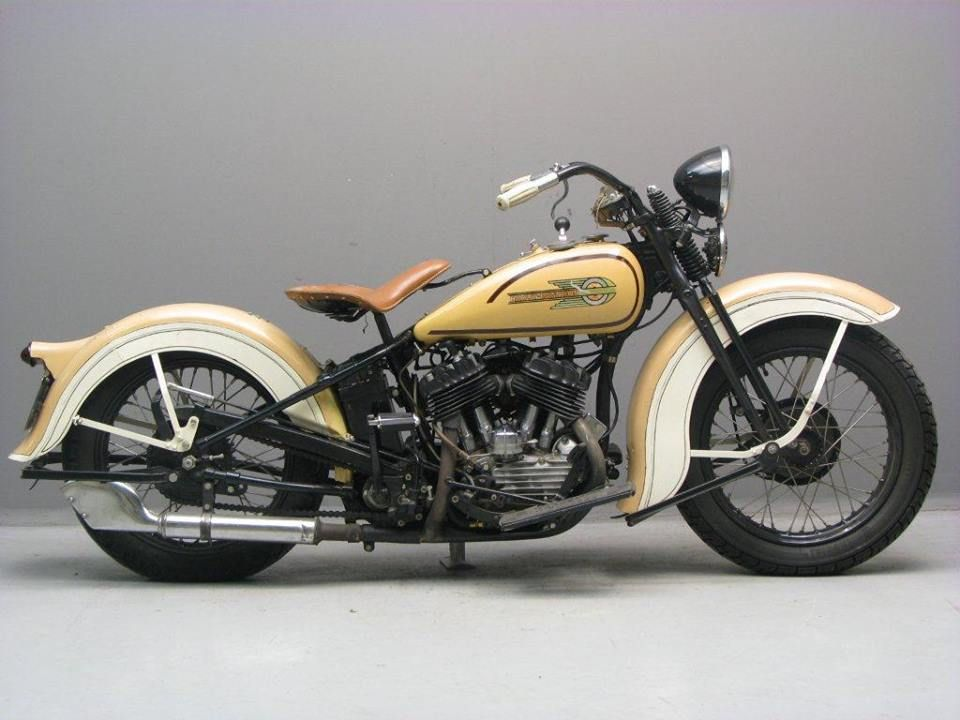 harley knucklehead motorcycles for sale new and used