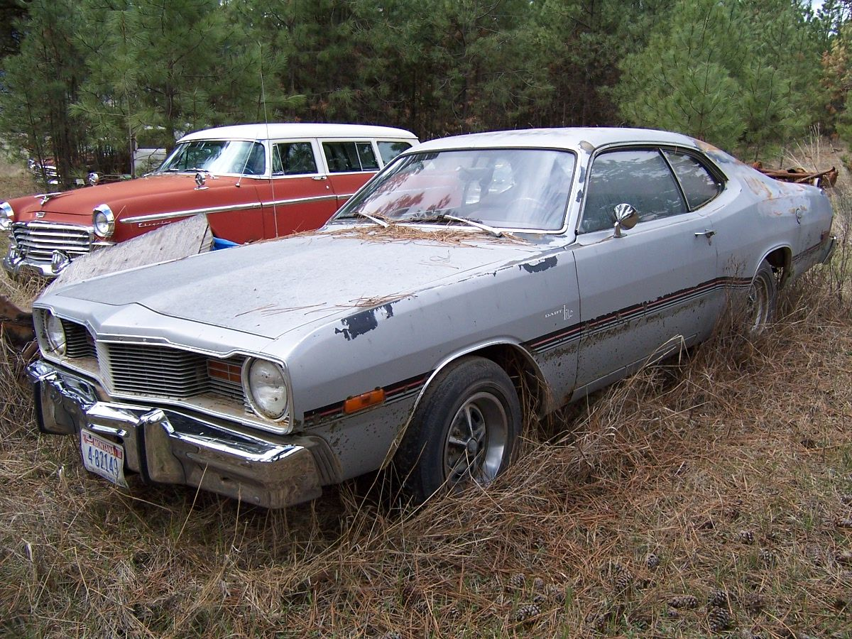 Dodge Dart 1976 Maintenance Of Old Vehicles The Material For New