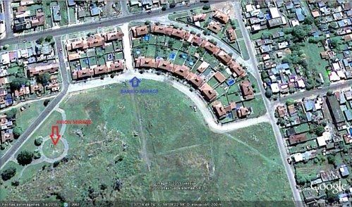 Vendo terreno tandil - barrio parque mirage