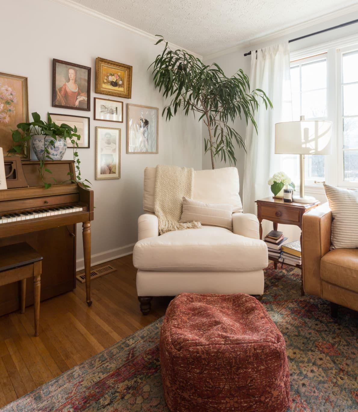 An Effortlessly Elegant Nashville Rental House Home