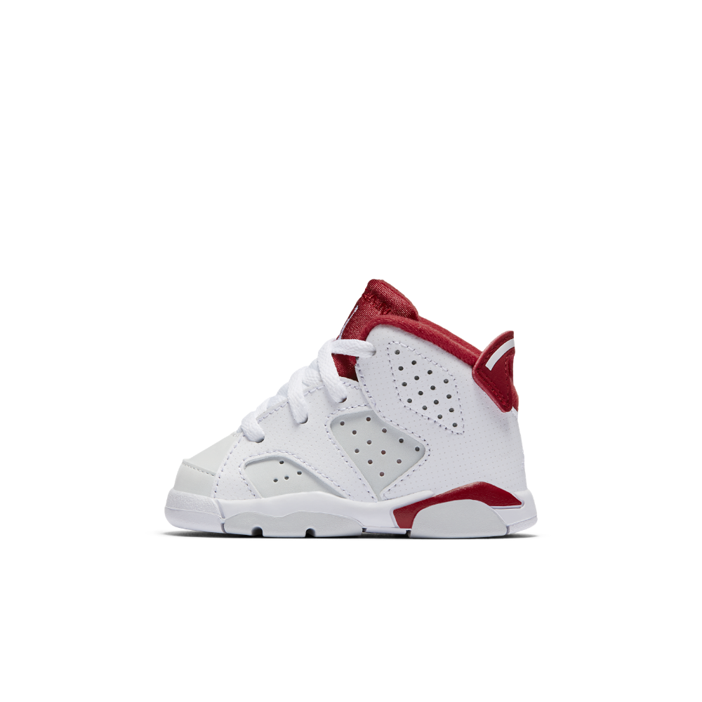 30f0ad893ec Air Jordan Retro 6 Infant Toddler Shoe