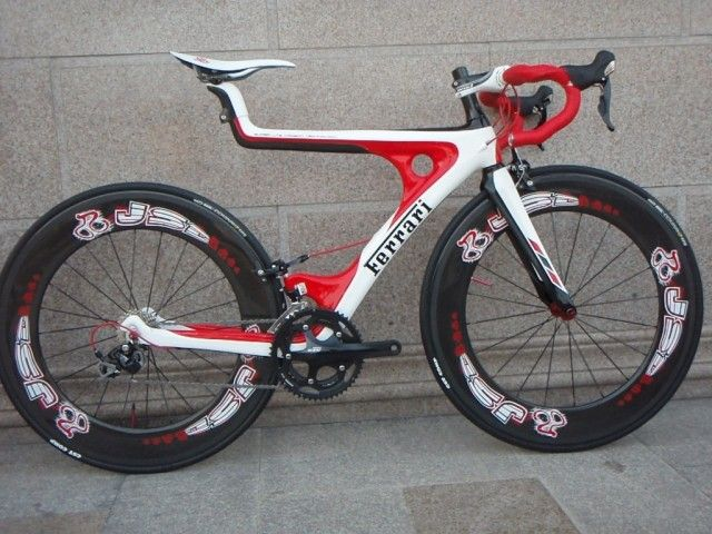 Carbon Fiber Road Bike >> Full Carbon Fiber Road Racing Bicycle World Concept Race