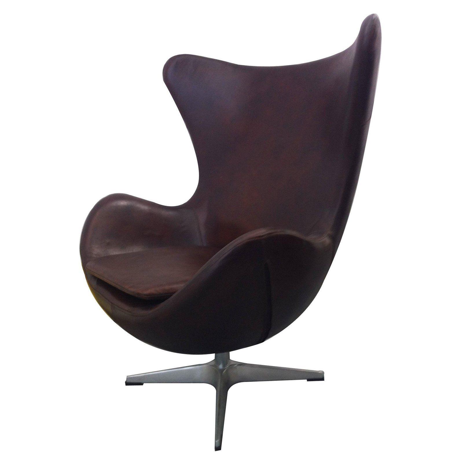 Moe's Home Collection St. Anne Club Chair Dark Brown