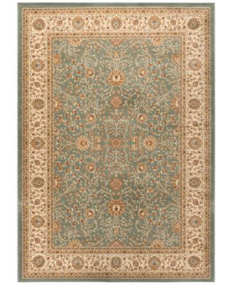 Closeout Km Home Oxford Kashan Seafood Area Rugs Macys Com