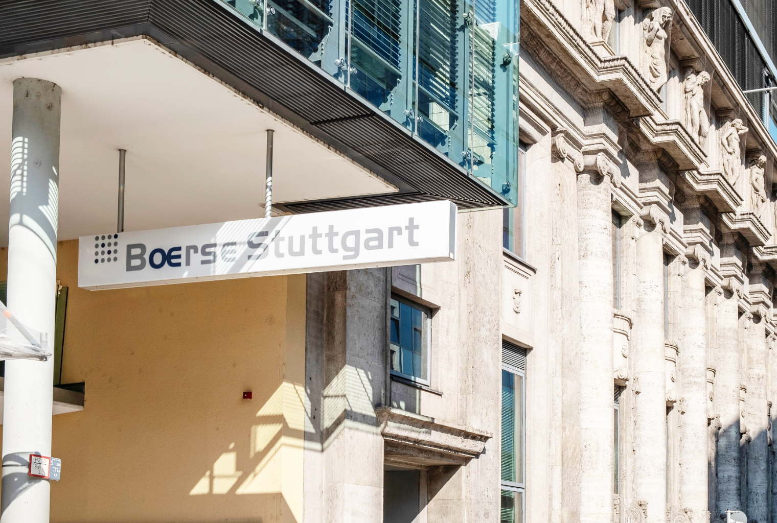 Boerse Stuttgart Group Which Operates Germany S Second Largest
