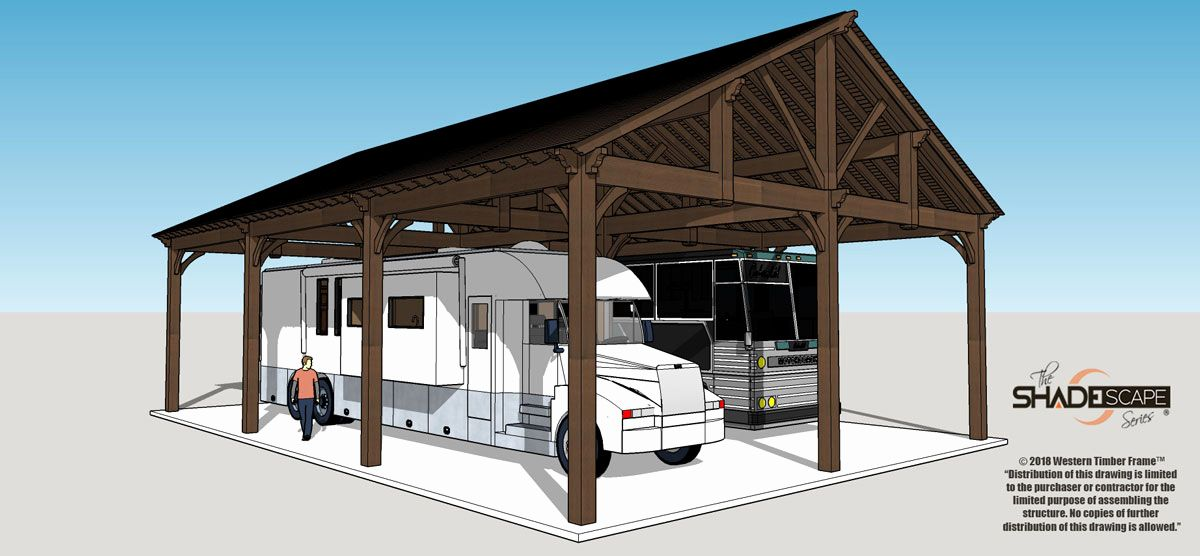 Rv Storage Building Plans Luxury Easily Build Your Own