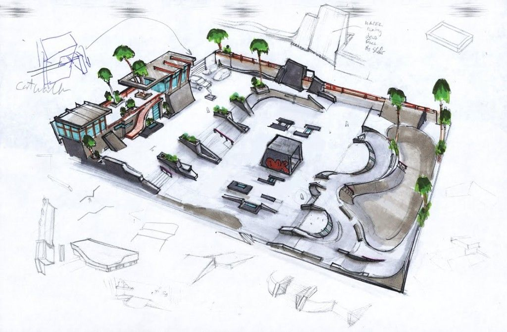 Skate Park Concepts