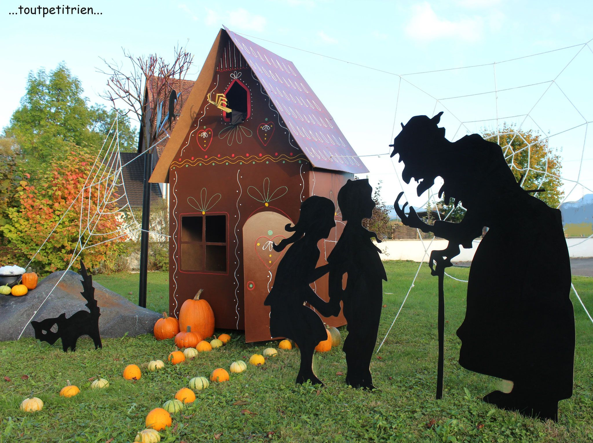 D Cors Maison Ext Rieur No L P Ques Halloween Site De