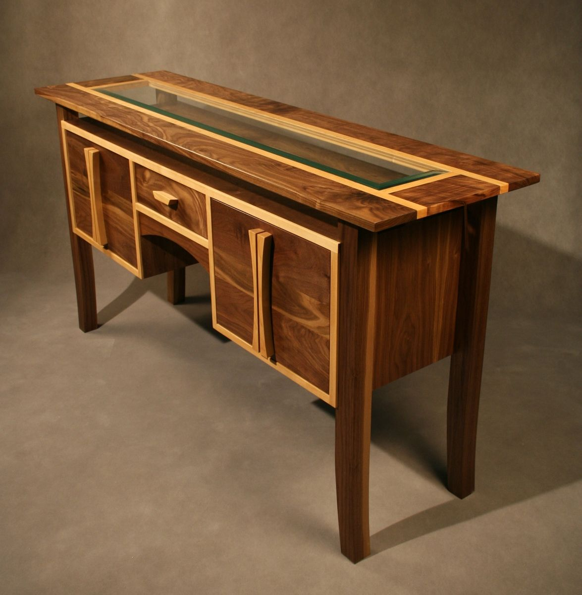 Hand Crafted Sideboard / Buffet by Art Woodstone Studio | CustomMade.com