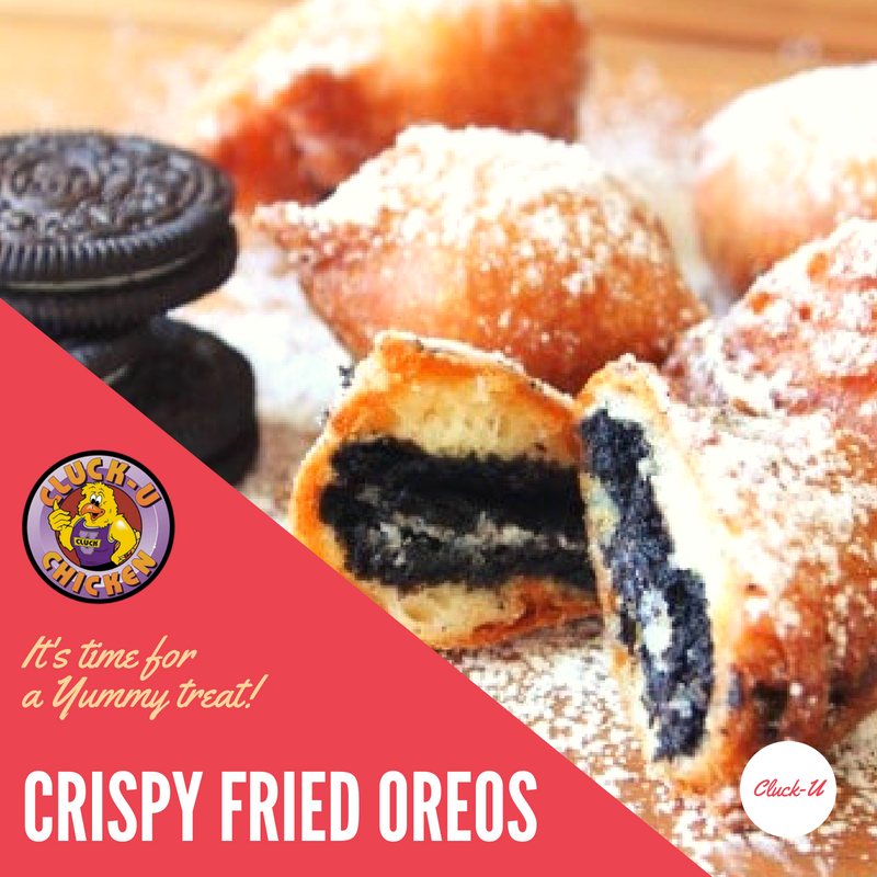 Didn't think oreos could get any better, but then we crispified them👅