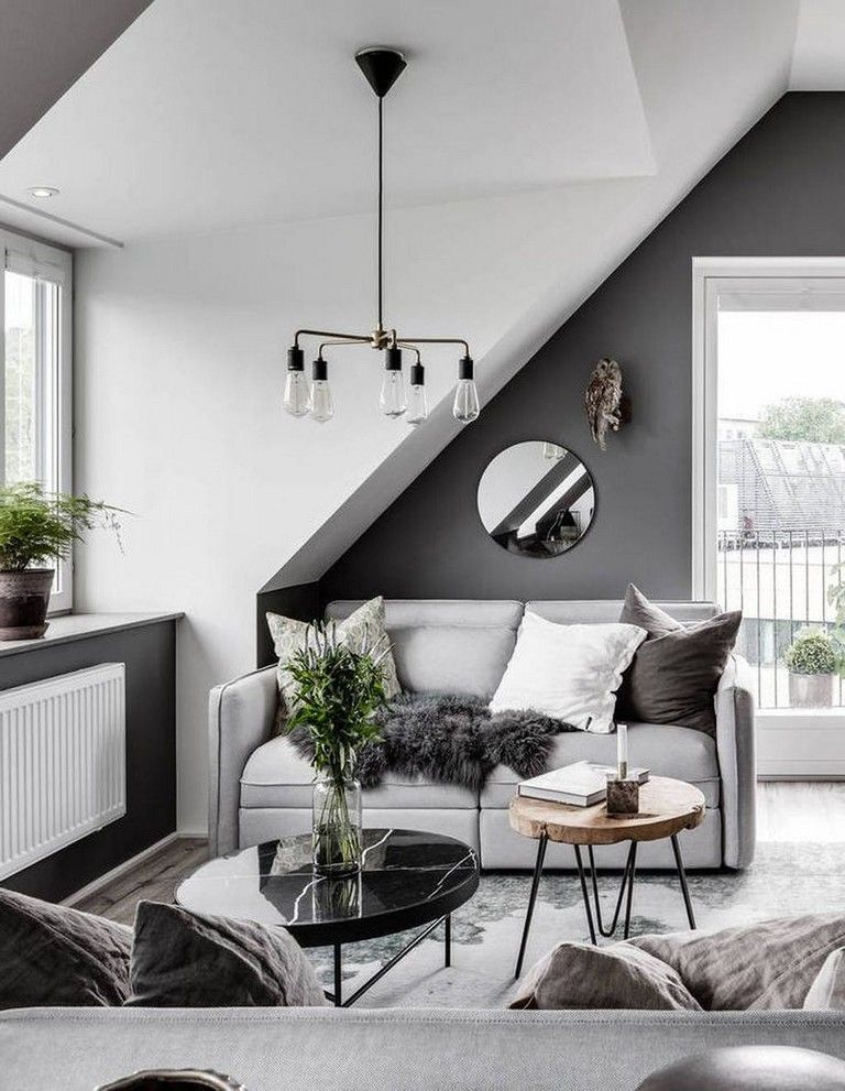 Scandinavian decor living room #scandinavian #decor #living #room