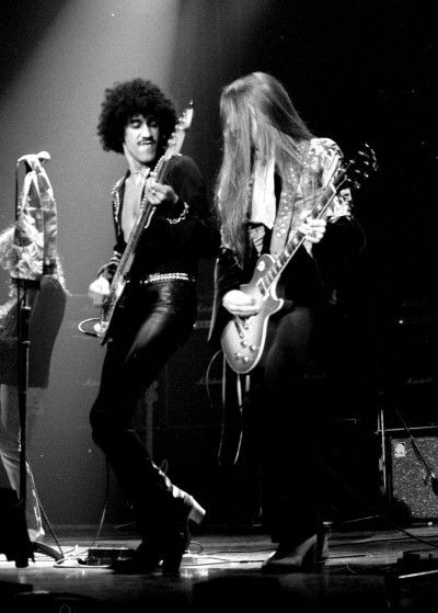 Thin Lizzy   one of my favorite bands of all time  | Music