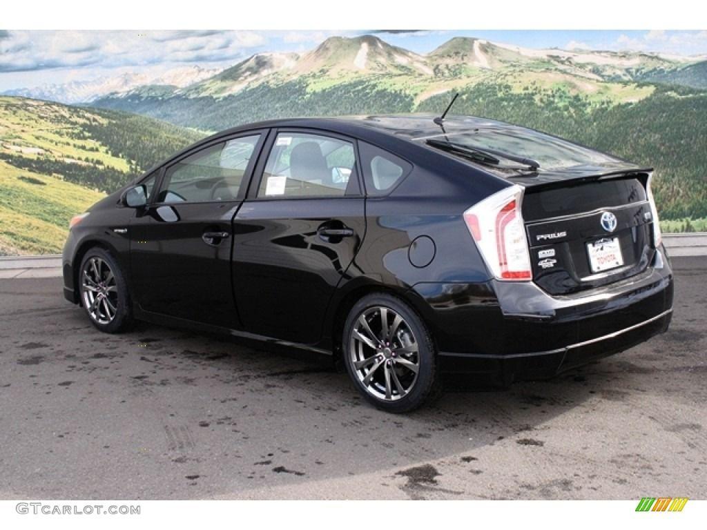 Black Toyota Prius 2012 Hybrid Car Toyota Prius Prius Hybrid