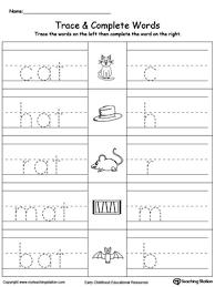 image result for three letter words worksheet lett family worksheet word families. Black Bedroom Furniture Sets. Home Design Ideas