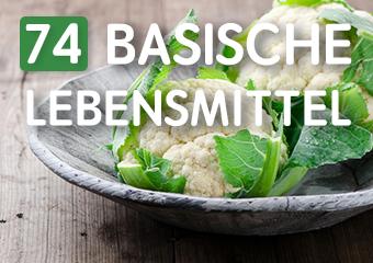Basische Lebensmittel   Rezepte   Pinterest   Basische lebensmittel ...