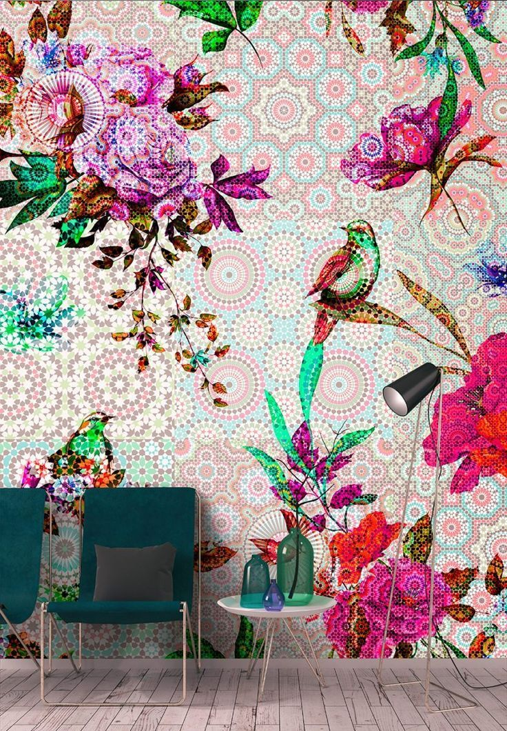 How to add Glamorous Accent Walls in your home Funky