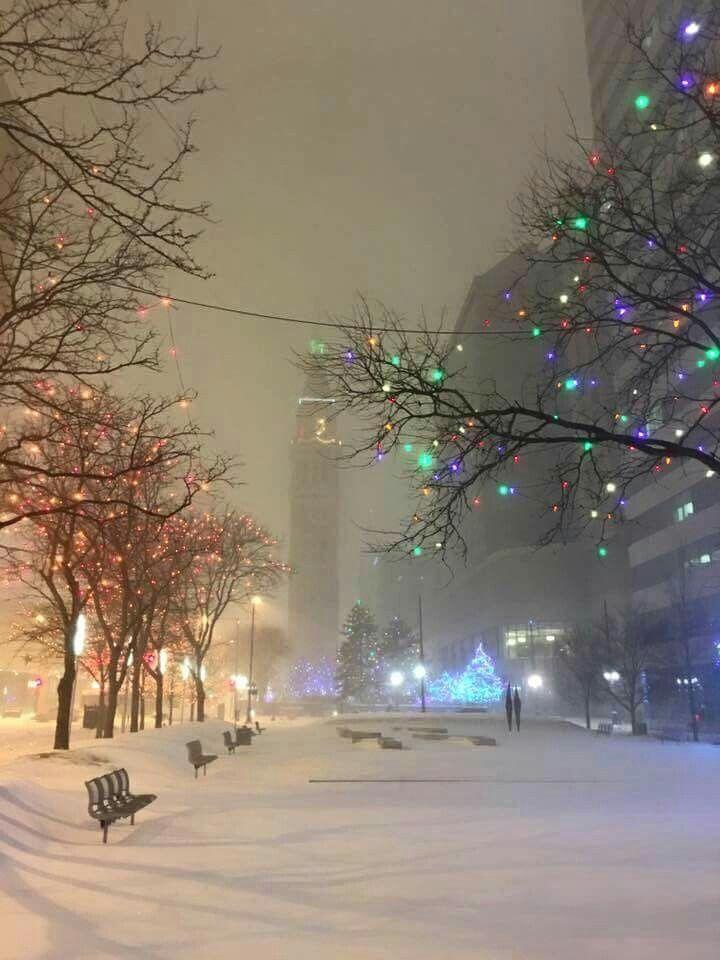 a perfect snow ❄ Denver. | Winterwunderland | Pinterest | Winter ...