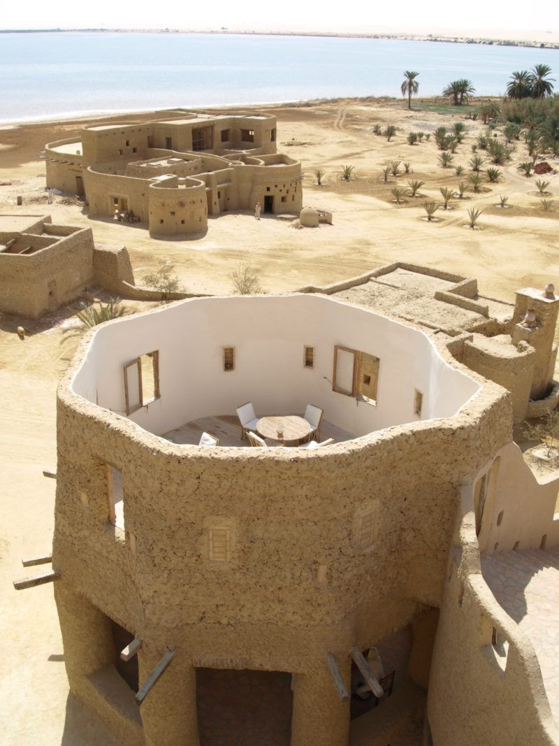 <p>There are places that change you forever – that's is by far the greatest gift a journey can offer to the adventure traveler. Adrère Amellal, an eco-luxury hotel in the depths of the Egyptian desert