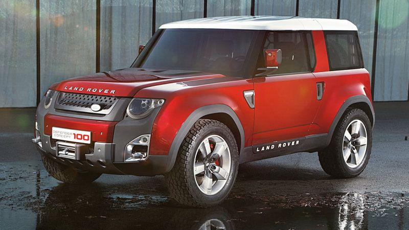 Land Rover Defender might e to America in 2019