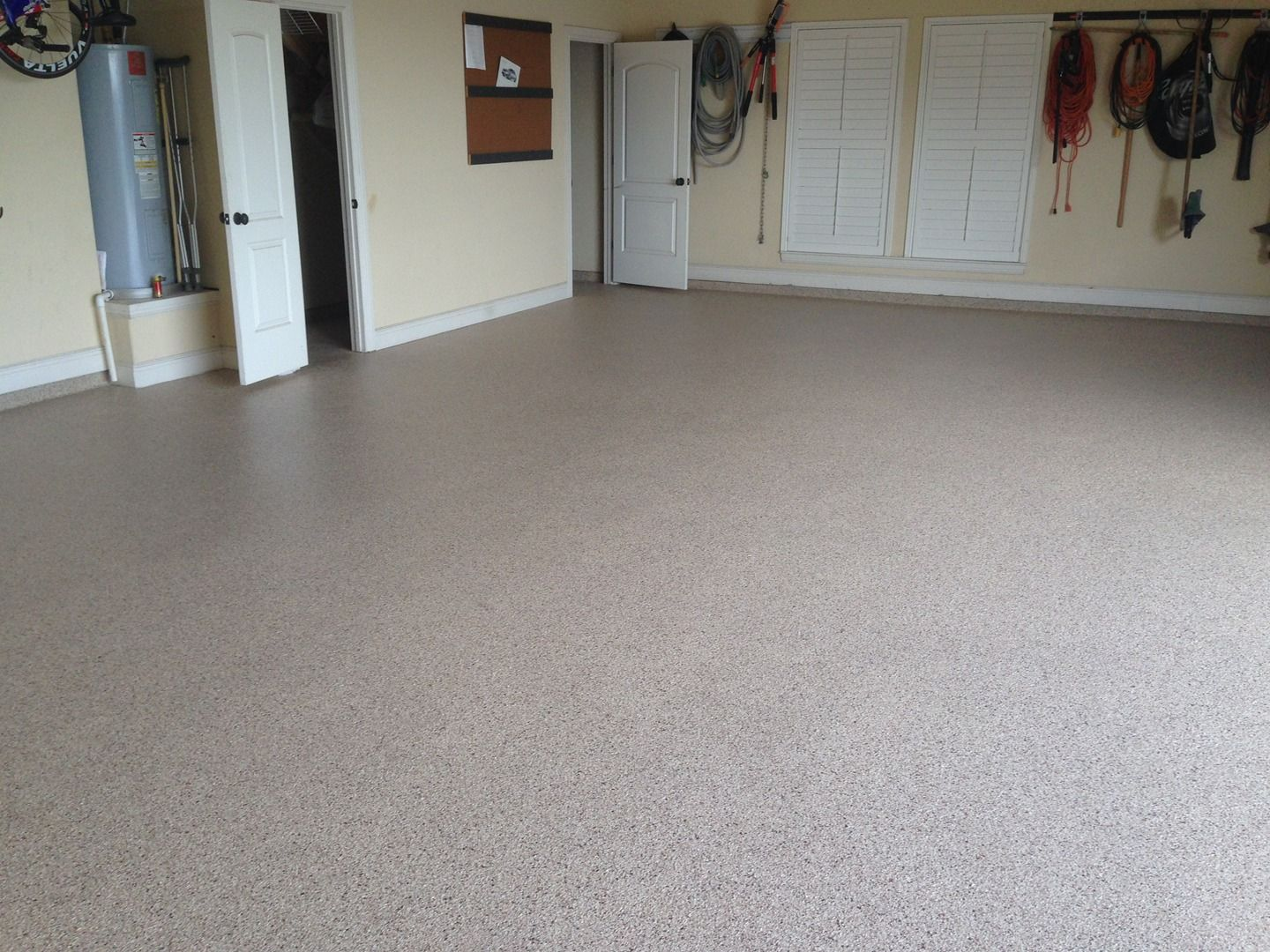 flooring picture epoxy garage lofetim company lifetime residential floors orig floor