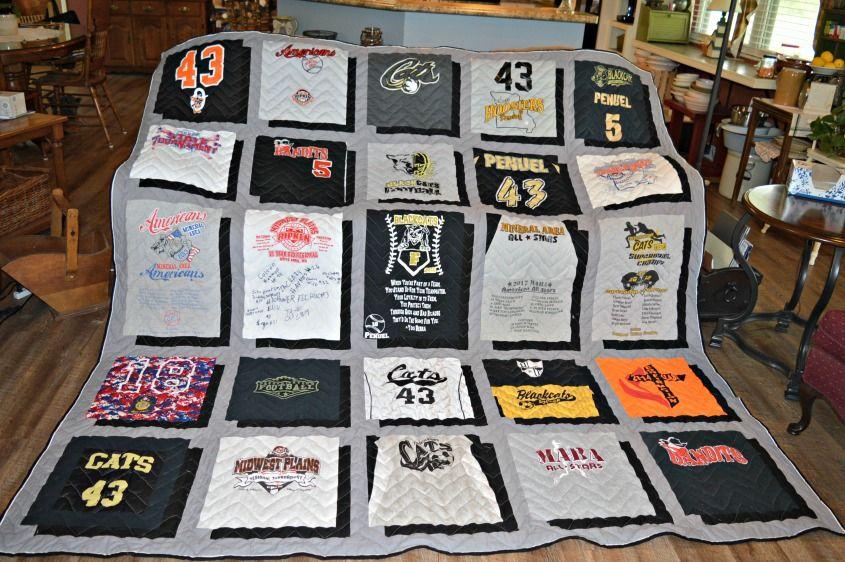 How to make a tshirt quilt block diy tutorial rock