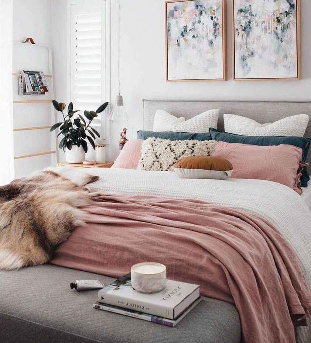 Inside Apartments Cheap: 35 Best Bedroom Ideas Are Simple And Fun (With Images