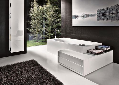 Rechteckig badewanne cristalplant® 06 falper wohnideen zum