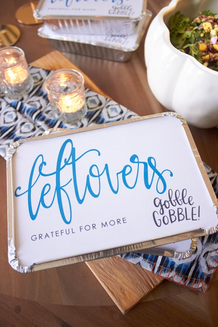 Host a Friendsgiving dinner this year!   Amy's Party Ideas