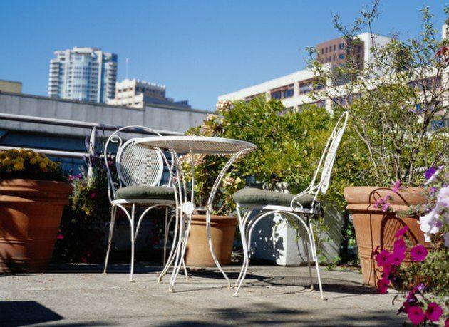 How to Paint Cast Aluminum Patio Furniture | eHow ...