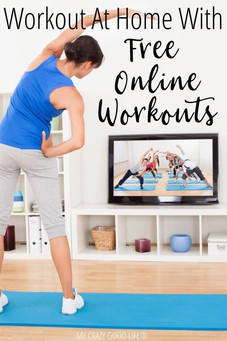 If you don't live near a gym you probably understand the draw of free online workouts. With these gr...
