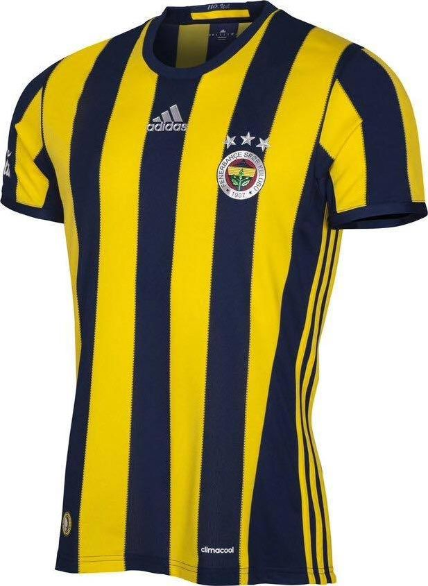 low priced 0a73c a9558 Fenerbahce 16-17 Kits Released - Footy Headlines | world ...
