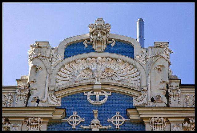 Riga european capital of art nouveau riga architects and russian art nouveaux recent photos the commons getty collection galleries world map app gumiabroncs Images