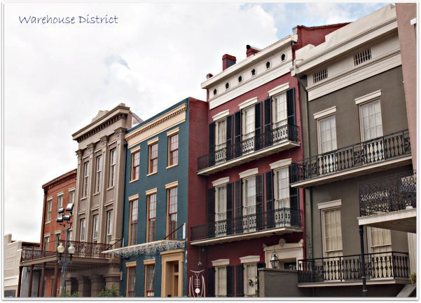 Warehouse District Homes Historic Townhomes In The New Orleans