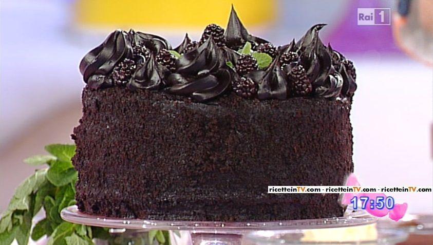 Dolci dopo il tiggi ricette torta stellata
