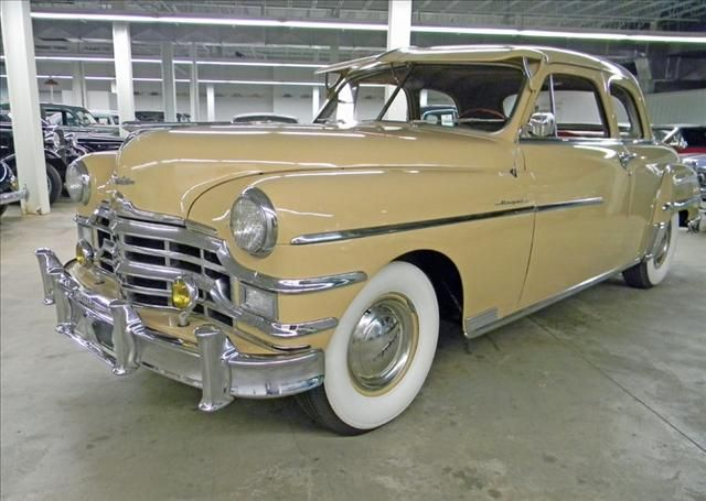 1949 Chrysler Royal Used Cars For Sale Carsforsale Com With