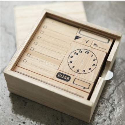 Daily Schedule Stamp Set I Want This Very Bad